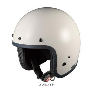 OGK FOLK フォーク (単色モデル) ジェットヘルメット オージーケー|nankai-hiratsuka