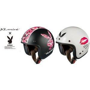 OGK KL-mini PLAYBOY ケーエルミニ プレイボーイ (XSサイズ) ジェットヘルメット オージーケー|nankai-hiratsuka