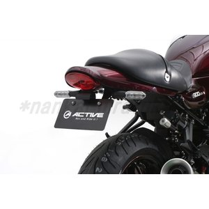 ACTIVE Z900RS/CAFE('18) LEDナンバー灯付 フェンダーレスキット ブラック ...