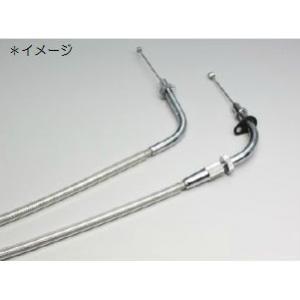 HURRICANE ロングケーブル/クラッチ(メッシュ) ・ドラッグスター400 (〜'99 400mmロング) ハリケーン nankai-hiratsuka