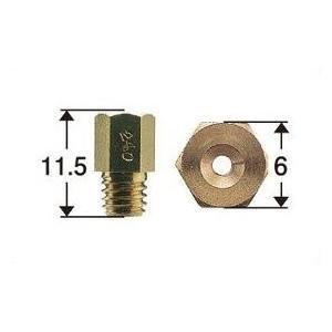 SHIFT UP 6サイズメインジェットセット ミクニ/6角大 シフトアップ|nankai-hiratsuka