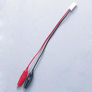 【YAMAHA・ヤマハ】【Y'S GEAR・ワイズギア】バッテリーキーパーIIオプション ワニグチクリップコード|nankai-kyoto