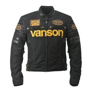 【VANSON・ヴァンソン】【春夏物】VS16101S メッシュジャケット ブラック/イエロー【在庫処分!値下げ!】 nankai-kyoto