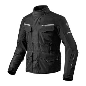 【REV'IT・レブイット】OUTBACK2 FJT208-1010 アウトバック2 テキスタイルジャケット ブラック|nankai-kyoto