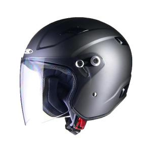 【LEAD・リード工業】X-AIR RAZZO-III エックスエアー ラッツォ3 ジェットヘルメット スモーキーシルバー|nankai-kyoto