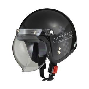 【LEAD・リード工業】LEAD MOUSSE リード ムース ジェットヘルメット チェックブラック|nankai-kyoto