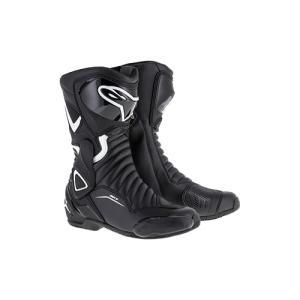 【ALPINESTARS・アルパインスターズ】【レディース】STELLA SMX6 BOOT ステラSMX6ブーツ ブラック/ホワイト|nankai-kyoto