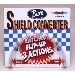 【Buco・ブコ】BUCO  オプションパーツ シールドコンバーター クリアー スナップボタン専用 nankai-kyoto