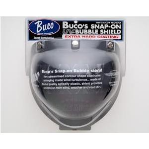 【Buco・ブコ】BUCO  シールド スナップオン バブル シールド エクストラ ハードコーティング UVカット タイプ nankai-kyoto