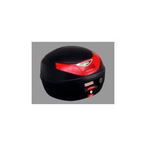 【GIVI・ジビ(ジヴィ)】ハードケース 26Ltype E260 ストップランプなし 未塗装ブラック|nankai-kyoto