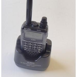 DJ-X81 ALINCO アルインコ ワンセグ 緊急放送 ...