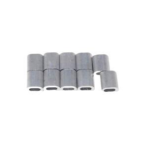 くくり罠 補修 パーツ スリーブW 4mm用 ワ...の商品画像