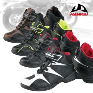 南海部品 ナンカイ NS-33 STREAM CITYTECH-3 ライディングシューズ バイク/オートバイ/靴|nankaibuhin-store