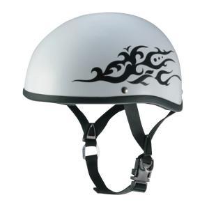 南海部品 ナンカイ ダックテールヘルメット トライバル フリーサイズ NDT01|nankaibuhin-store