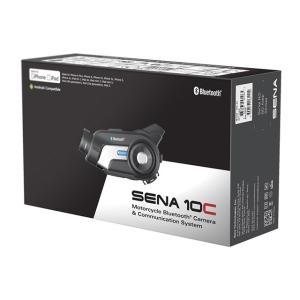 SENA Bluetooth カメラ内蔵インターコム 10C-01 3593-0410001K|nankaibuhin-store