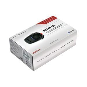 SENA Bluetooth インターコム SMH5 ユニバ-サルキット (ブーム/ケーブルマイク同梱) 3593-0410007G|nankaibuhin-store
