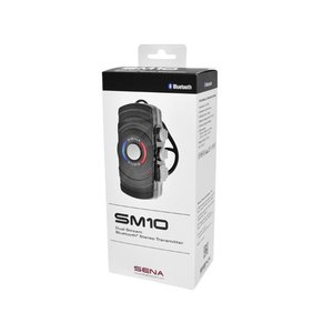 SENA Bluetooth ステレオオーディオアダプター SM10-01 3593-041001B|nankaibuhin-store