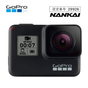 ウェアラブルカメラ (GoPro正規販売店) GoPro HERO7 Black CHDHX-701...