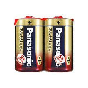タイプ  アルカリ乾電池    形状  単1形    電圧  1.5V    寸法  約Φ34.2×...