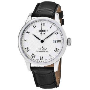 Tissot Le Locle Powermatic 80 自動巻 メンズ(男性) Watch T0...