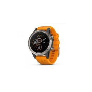 ガーミン 腕時計 Watch Garmin Fenix 5 Plus 010-01988-05 - ...