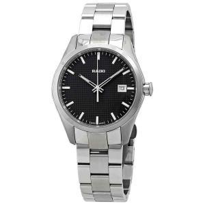 ラド― 腕時計 Rado Hyperchrome クォーツ Black Dial メンズ Watch...