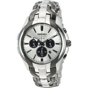 セイコー 腕時計 SEIKO SSC635,メンズ Solar クロノグラフ,Stainless S...