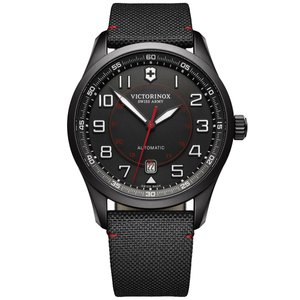 ビクトリノックス 腕時計 Victorinox Airboss Mechanical Black E...