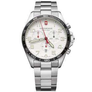 ビクトリノックス 腕時計 Victorinox メンズ Watch Fieldforce クロノグラ...