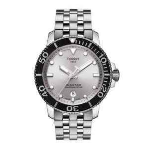 ティソ 腕時計 NEW TISSOT SEASTAR POWERMATIC 80 SILVER DI...