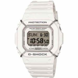 カシオ 腕時計 DW-D5600P-7JF CASIO G-SHOCK White ホワイト Dig...