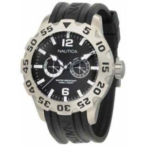 ノーティカ 腕時計 Nautica メンズ N16600G Bfd 100 Multi Watch