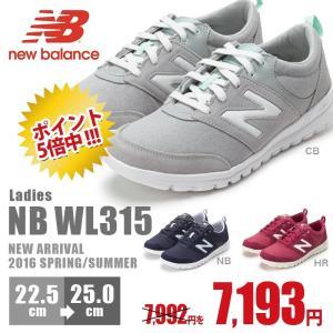 ニューバランス New Balance 2016年春夏最新作 NB WL315 シューズ レディース 靴 シューズ 新色 最新作|nankyu