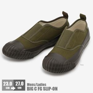 コンバース メンズ レディース シューズ 靴 ビッグC FG スリップオン スニーカー CONVER...