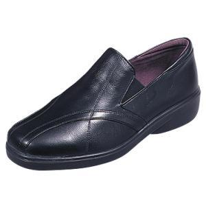 婦人靴 【スポルス】 SP7530 ブラック 横幅:4E (スリッポンタイプ) 月星 ムーンスター|nankyu