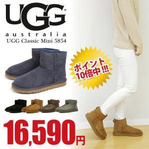 送料無料 アグ オーストラリア 海外 正規品 クラシック ミニ ムートンブーツ UGG AUSTRALIA 5854 W CLASSIC MINI レディース 女性用 セール|nankyu