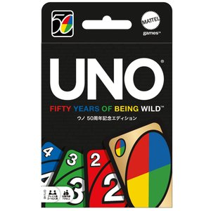 UNO ウノ50周年記念エディション カードゲーム