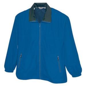 アイトス 裏メッシュジャケット(男女兼用)(春夏用) AZ-2665 006 ロイヤルブルー 4Lサイズ|nano1