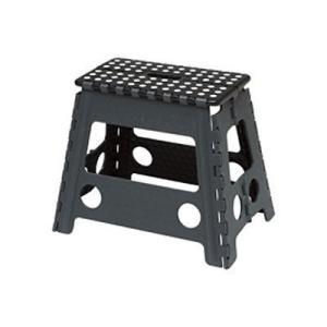 折りたたみ式踏み台セノ・ビー ジャンボ君 ブラック 品番:839260 注文番号:62275064 ...