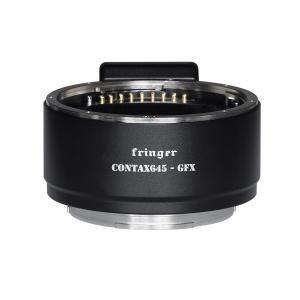 Fringer (フリンガー) FR-C6GFスマートマウントアダプター (コンタックス645マウン...