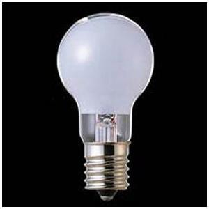 TOSHIBA(東芝ライテック) 白熱電球 ミニクリプトンランプ60W形(E17口金) KR100V54WW nano1