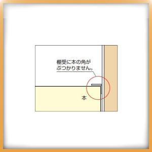 SPS型柱専用棚受 SPS 棚受 LAMP スガツネ SPF-20WT (ホワイト)