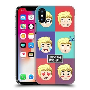 JUSTIN BIEBER ジャスティンビーバー Cute Faces ハード case/iPhon...