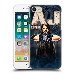 オフィシャル WWE AJ Styles スーパースター iPhone 7 / iPhone 8 専...
