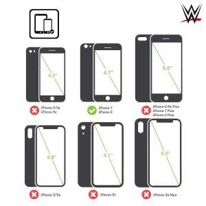 オフィシャル WWE Grunge Initials Aj・スタイルズ iPhone 7 / iPh...