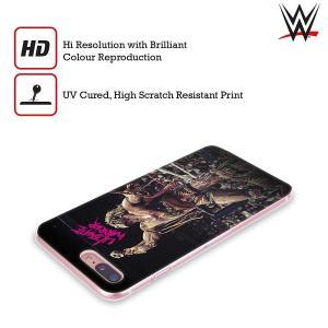 オフィシャル WWE ロープポーズ アルティメイト・ウォリアー ソフトジェルケース Apple iP...
