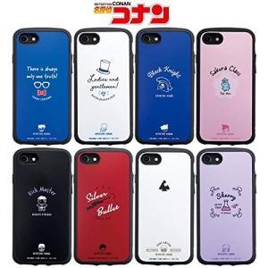 カラー:江戸川コナンiPhone8 iPhone7 iPhone6S iPhone6 名探偵コナン IJOY ケース アイジョイ ソフトケー nano1