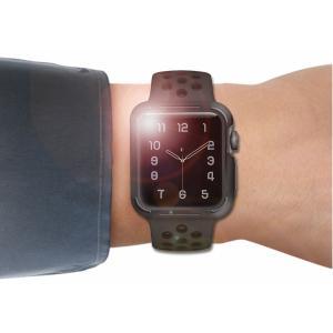 Gosento Apple Watch 3 42MM ケース 耐衝撃性 全面カバー アップルウォッチ...