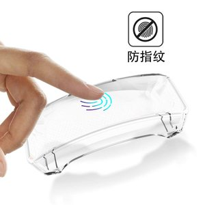 VICARA for Fitbit Inspire HR ケース 落下防止 全面保護 装飾 脱着簡単 フィットビットInspire HR プ|nano1