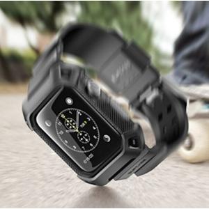 アイ・エス・ピーisp 正規品 Apple WATCH IWATCH 38MM 42MM アップルウォッチ ケース ベルト カバー メンズ|nano1